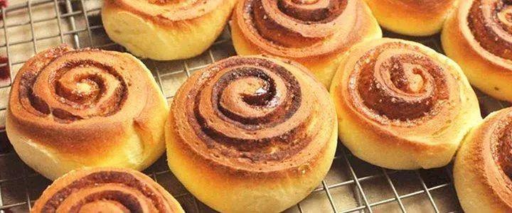 早餐就馋这发面饼比面包和包子都省事儿却更蓬