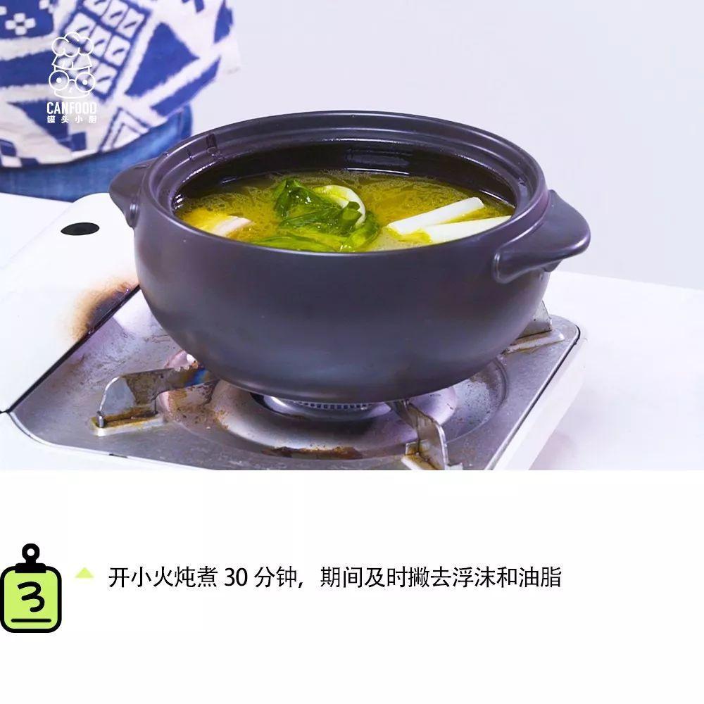 喝过这碗汤,春天才没有白过――戴氏腌笃鲜(图4)