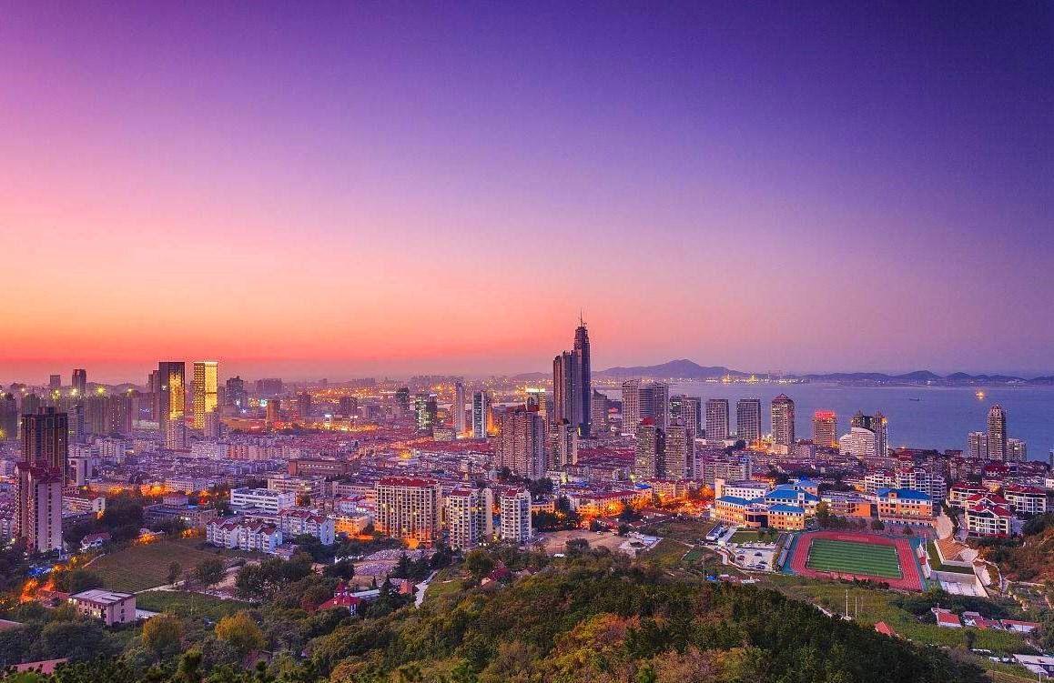刘公岛景区_山东各城市2018经济排名出炉,烟台排第三,潍坊第四_青岛