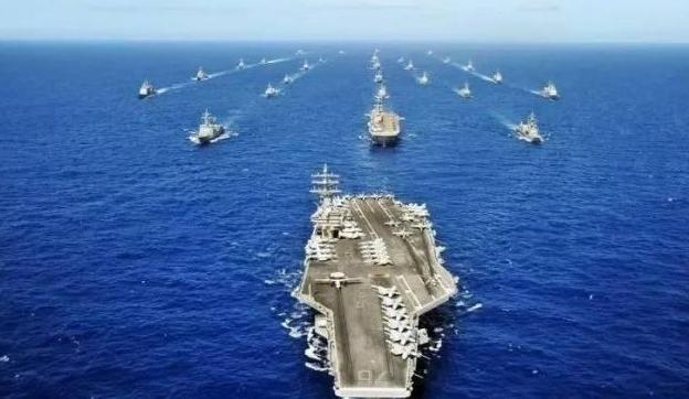 2019全球军力排行榜_美智库公布2019全球最新军力排行:中国名次变化明