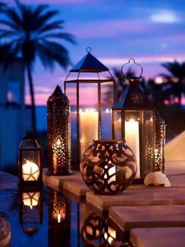 景觀燈:溫暖整個黑夜