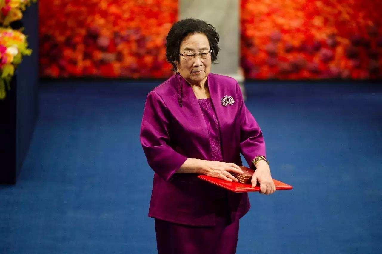 女神节特刊 | 请记住她们的名字,这才是中国真正的女神_屠呦呦 趣味历史 第3张