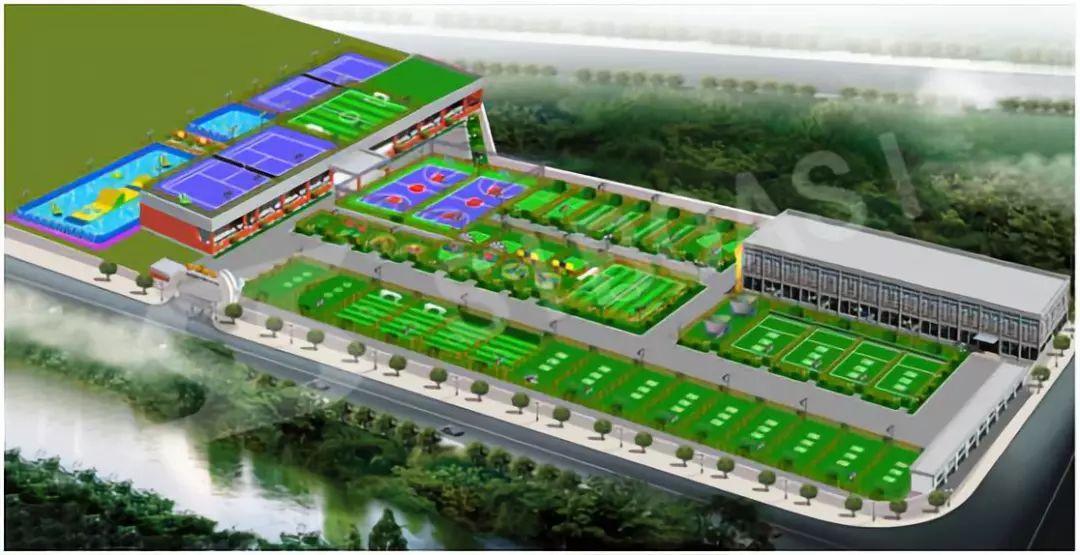 新时代全民健身智体乐园 哆哈乐园将参展2019斯迈夫国际体育消费展览会