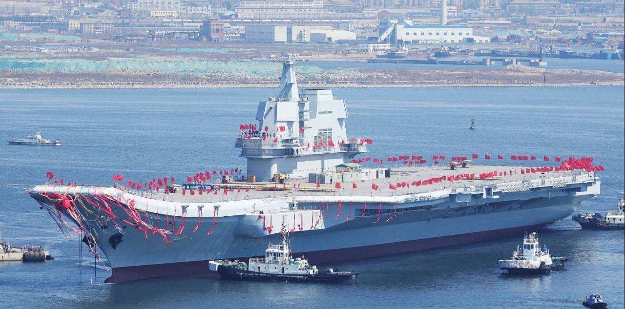 国产航母最新消息舰载机型号确定原来还是它