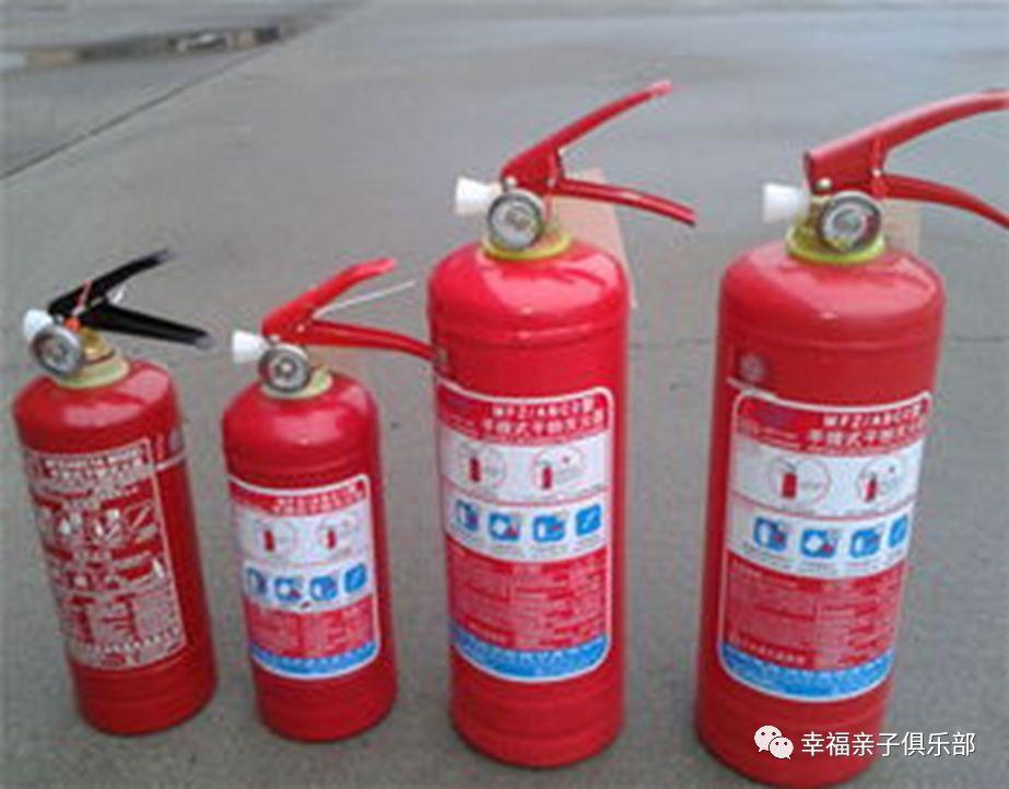 按充装   干粉灭火剂   的种类分为:普通干粉灭火器、超细干粉灭火器.