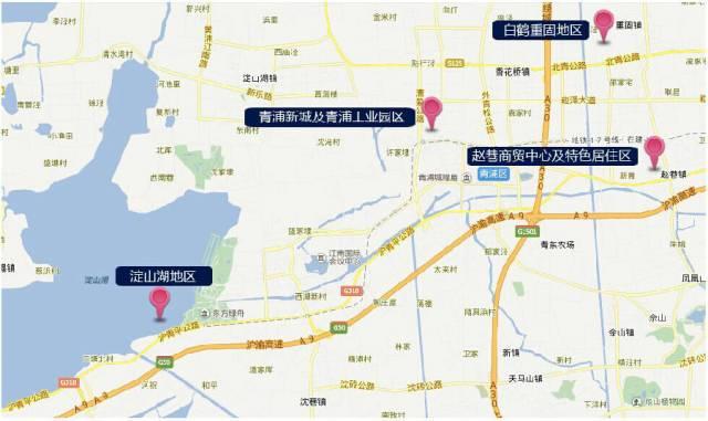 重磅 2019版青浦总体规划来了 涉及121.5万人