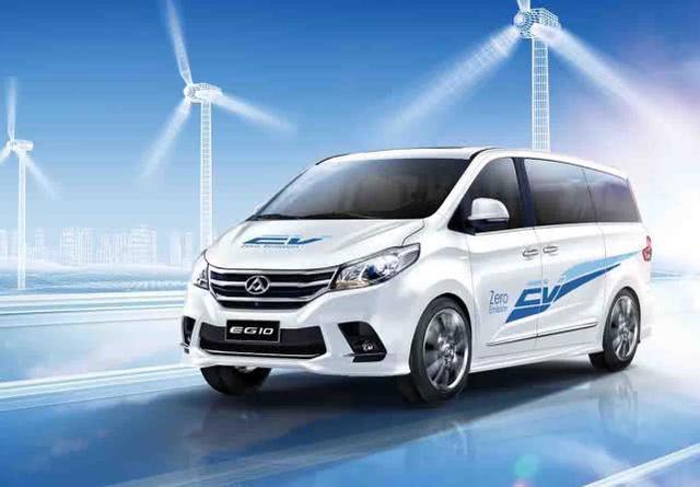 悬浮式设计,动感时尚的外观,纯电动物流车大同EV30上市