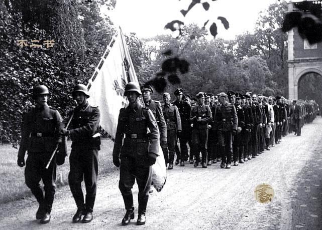 二战德军老照片:因希*特勒的野心而走入战争的军人_苏联 趣味历史 第6张