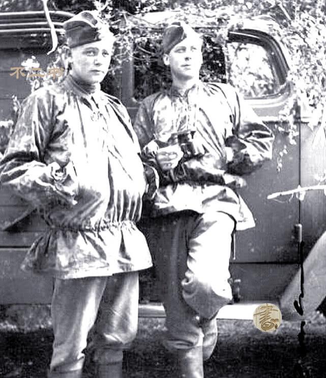 二战德军老照片:因希*特勒的野心而走入战争的军人_苏联 趣味历史 第5张