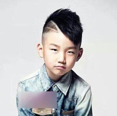 12款儿童创意刻痕发型赚足回头率!