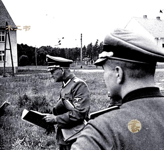 二战德军老照片:因希*特勒的野心而走入战争的军人_苏联 趣味历史 第7张