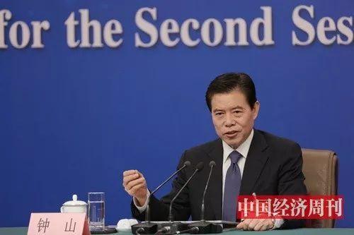 钟山:中国已是消费大国 今年促消费要做这些事