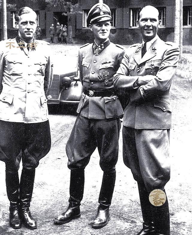 二战德军老照片:因希*特勒的野心而走入战争的军人_苏联 趣味历史 第1张