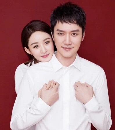 冯绍峰官宣赵丽颖产下男婴,谢娜表示要还金锁了,网友:喜赚一把