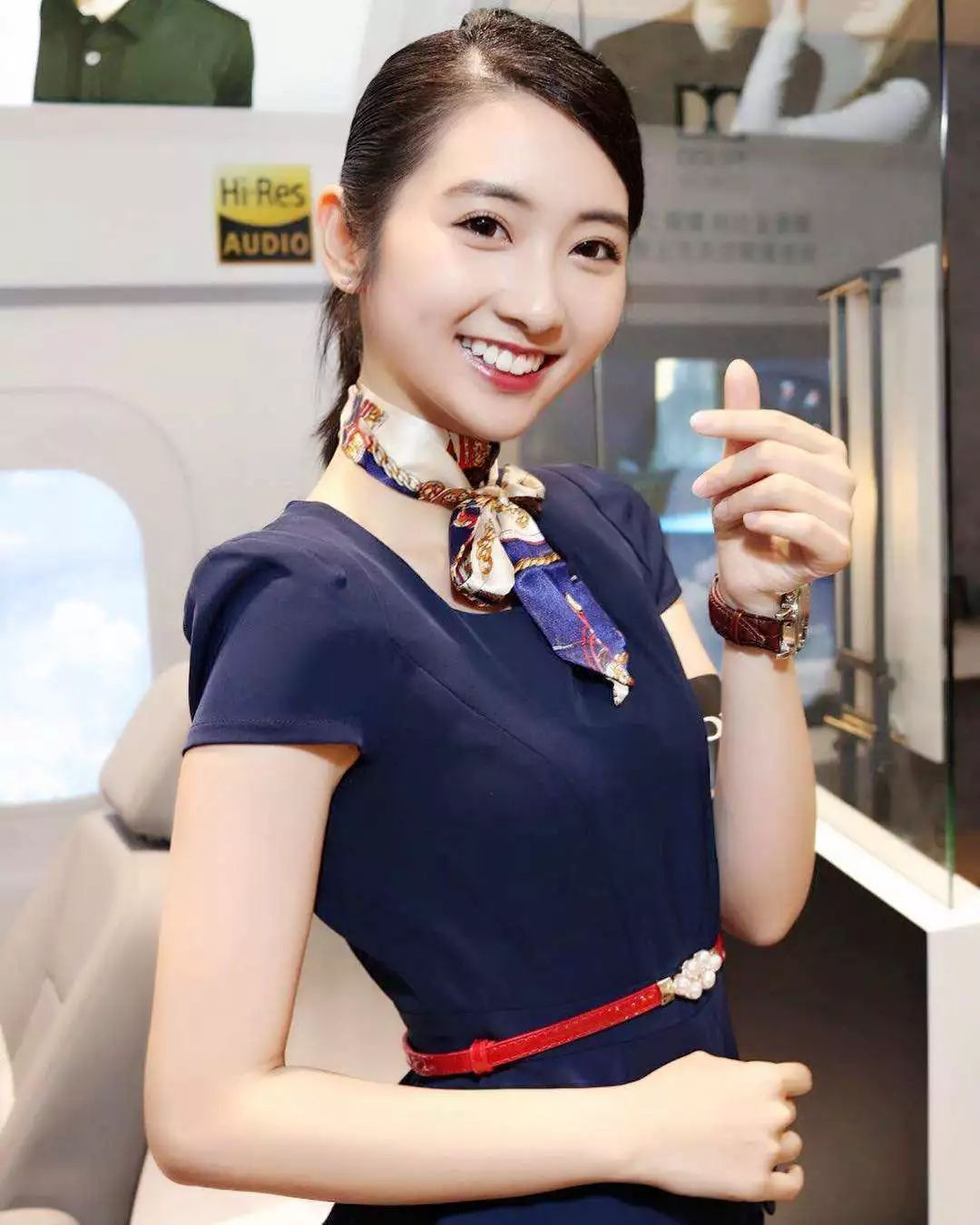 100张世界级空姐照 太惊艳了,大饱眼福图片