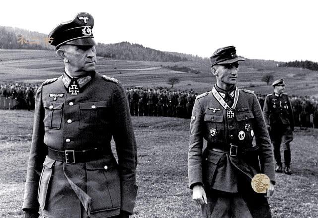 二战德军老照片:因希*特勒的野心而走入战争的军人_苏联 趣味历史 第8张