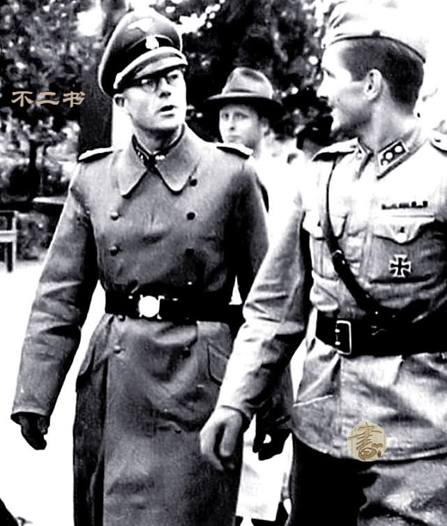 二战德军老照片:因希*特勒的野心而走入战争的军人_苏联 趣味历史 第2张