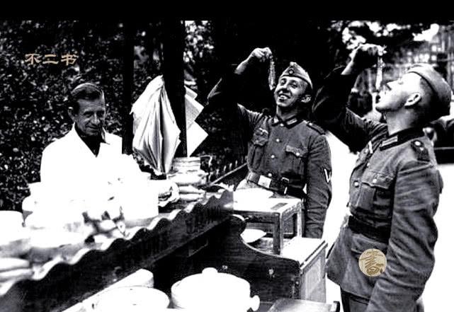 二战德军老照片:因希*特勒的野心而走入战争的军人_苏联 趣味历史 第4张