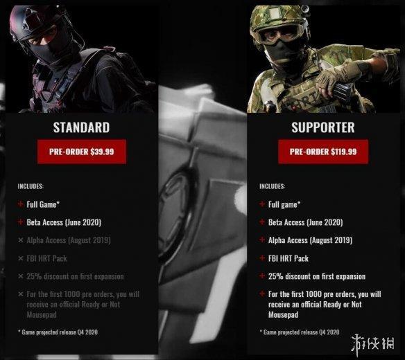 战术FPS游戏《准备突击》今天公布了一段游戏演示