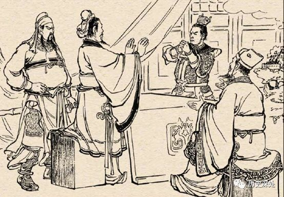毕竟,吕布你跑到人家刘备的地盘上,人家好心收留你,你不帮人家就算了图片