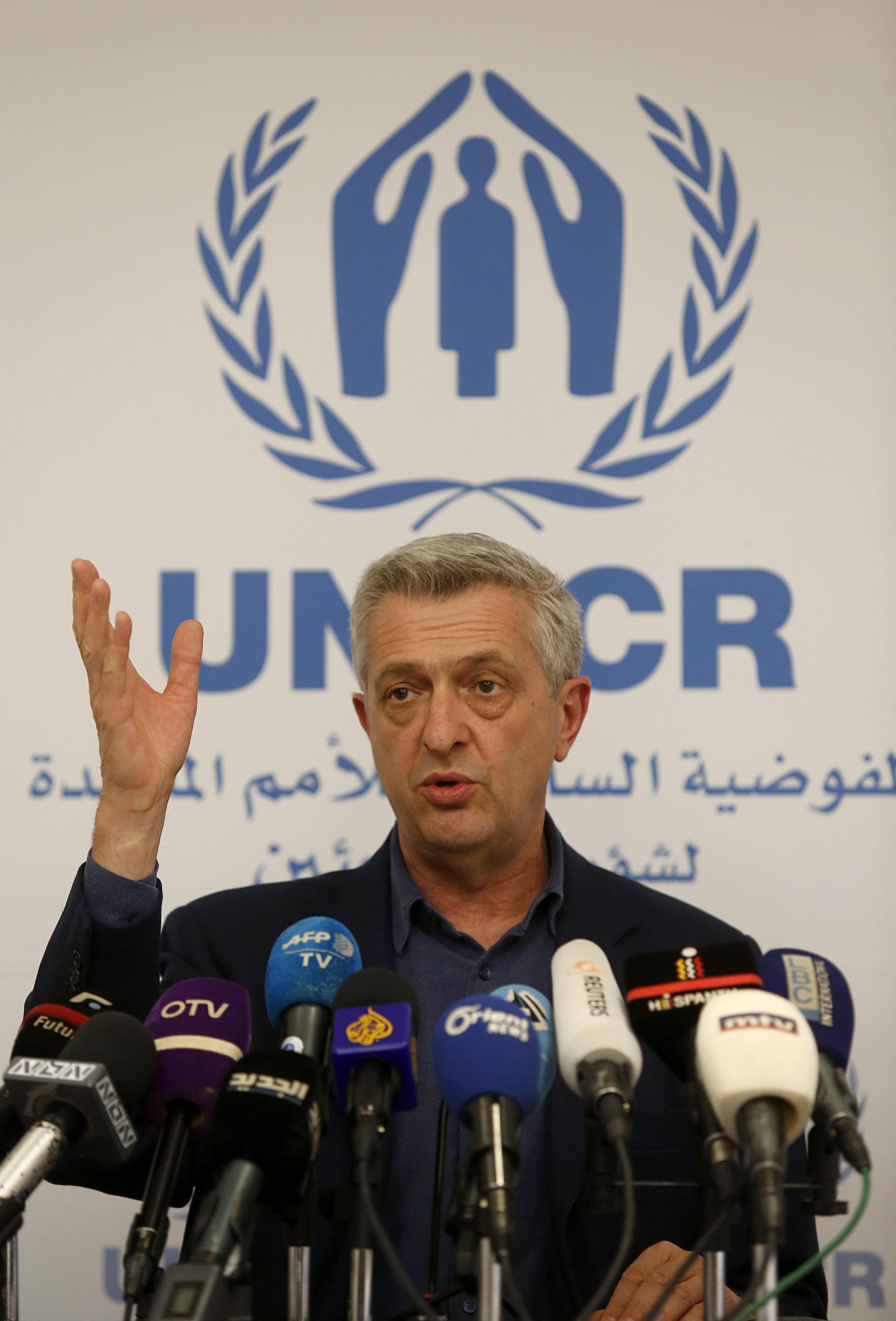 联合国难民署支持叙难民返回家园