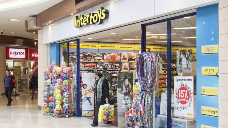义乌同城快递电话荷兰倒闭玩具店Intertoys这日起首清仓大倾销