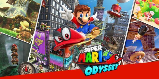 Switch上最值得买的十二款游戏!买到就是赚到_马里奥 游戏电竞 第20张