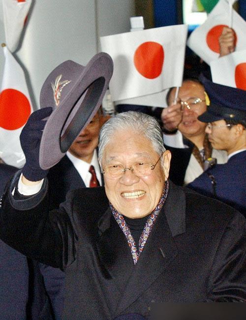 他是共*产党的叛徒,也是国*民党的叛徒 自称日本后代,分*裂中国_李*登辉 趣味历史 第3张