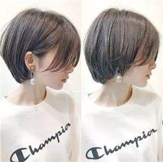 2019春天最流行的发型_短发图片
