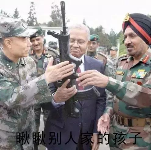 印度进口74万支最新AK203步*枪!实在忍不了国产枪了?_系列 军事在线 第13张