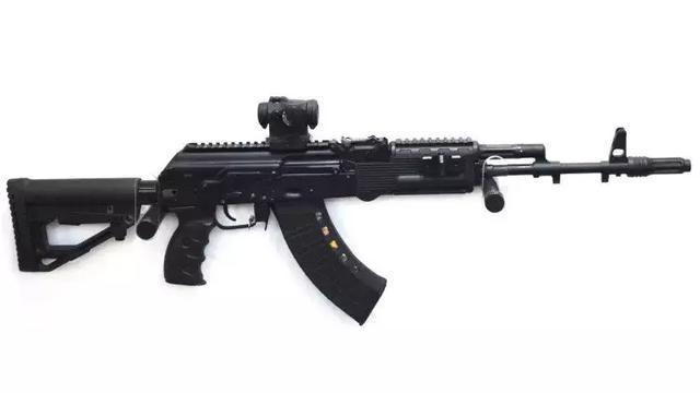 印度进口74万支最新AK203步*枪!实在忍不了国产枪了?_系列 军事在线 第11张