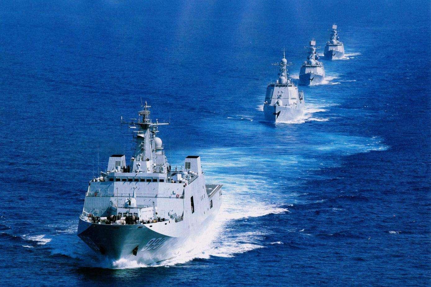 我国神秘的一支海上力量,平时毫不起眼,却让外国*军舰难以招架_中国 军事在线 第1张
