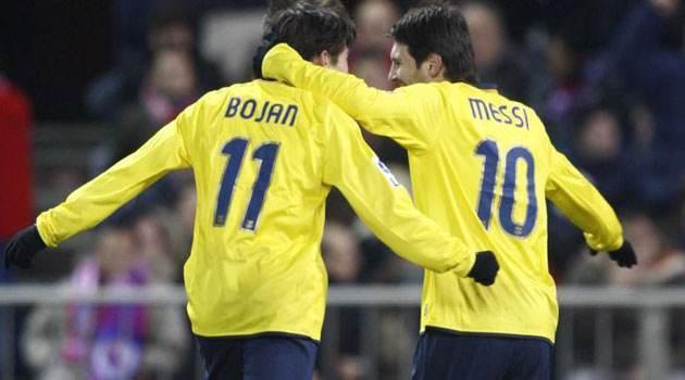 梅西就是活着的传奇!注定将成巴塞罗那足球历史上最伟大的球员!