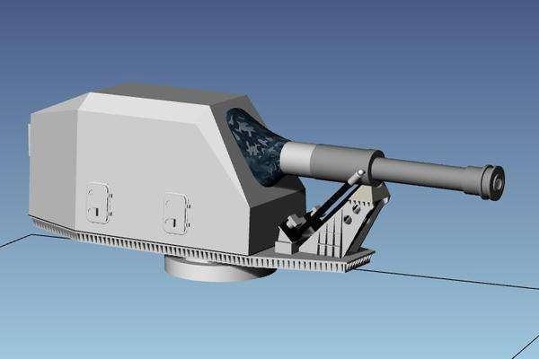 卫星拍下一组照片,一国电磁炮击穿12层混凝土板,美媒:西方技术_试验 军事在线 第2张