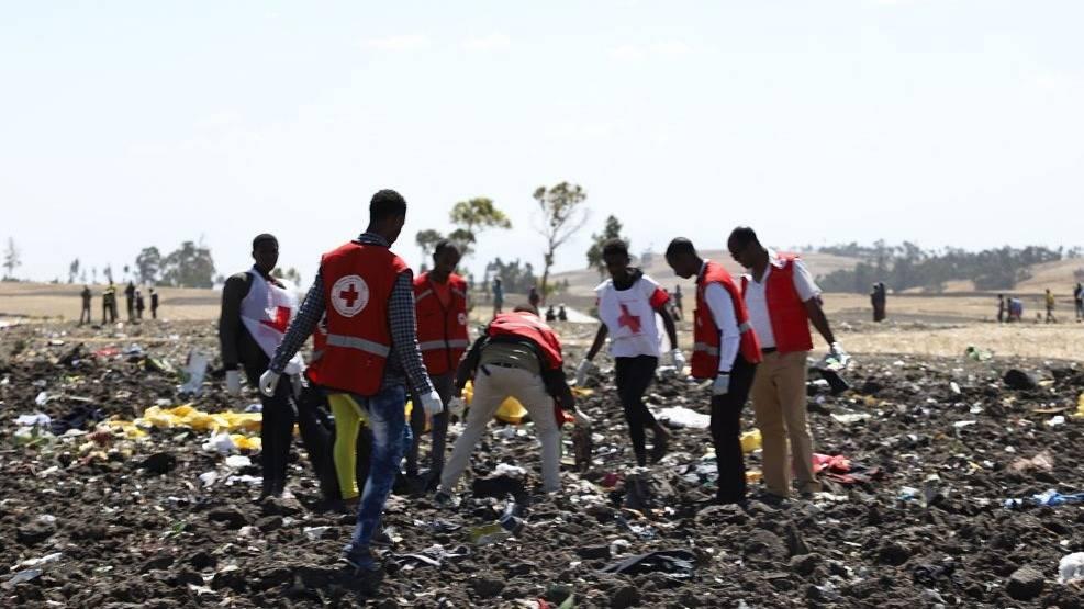 【虎嗅早报】埃航客机坠毁,8名中国乘客遇难;国内航司暂停运行波音737 MAX客机