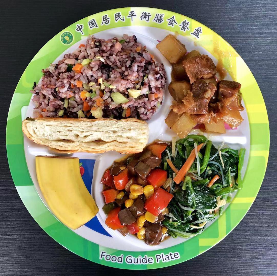 小学生营养午餐2019(二)_胡陵