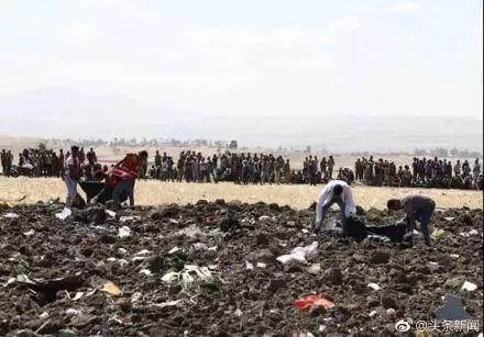 痛心!埃塞航空坠机致157人遇难,8名中国乘客身份确认