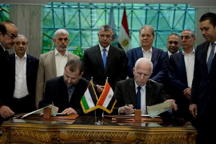 巴勒斯坦新政府任务艰巨