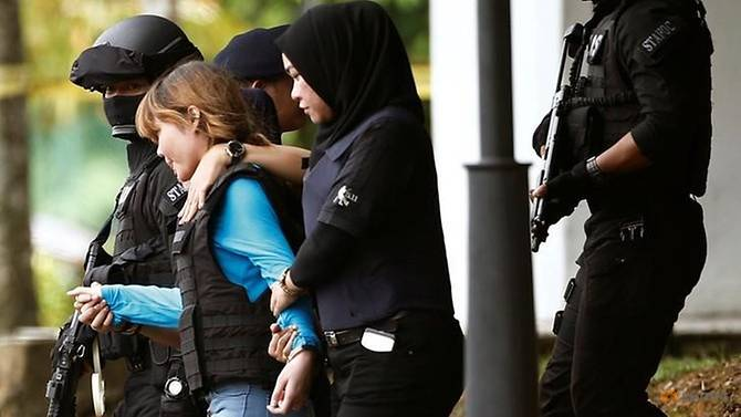 """快讯!马来西亚检方撤消对印尼女子""""谋杀金正男""""的指控 新闻聚焦 第1张"""