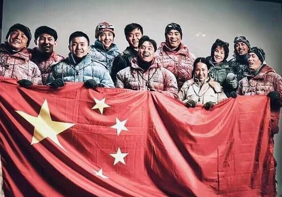 电影《攀登者》剧照流出胡歌亮相 讲述中国人首次登顶珠峰故事 娱乐头条 第2张