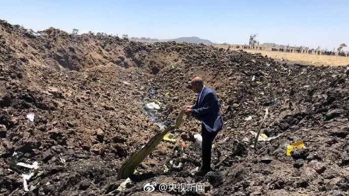 最新|埃塞客机坠毁 有8名中国乘客遇难 身份已初步确认
