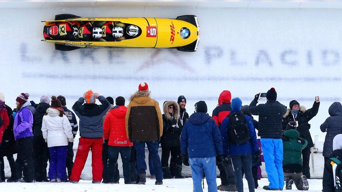雪车世锦赛:德国队成功卫冕 中国两车队创最好成绩