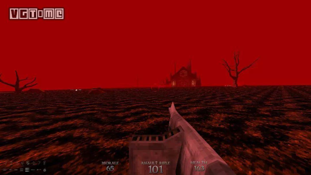 这不是复古,是穿越!聊聊古典第一人称射击游戏《DUSK》-TopACG