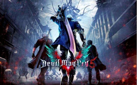 《鬼泣5》以摧枯拉朽之势进入游戏市场,还没正式预售便占据了Steam周榜销售第一