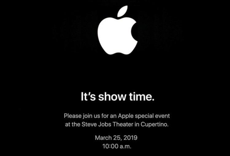 "【PW早报】苹果宣布3月25日发布会,主题""show time"""