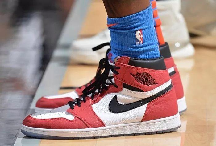 一周NBA球鞋上脚精选!_Nike