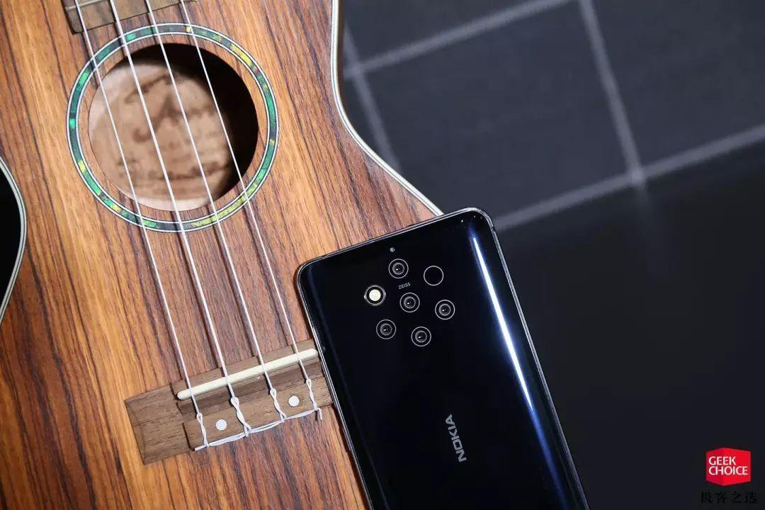 Nokia 9 PureView 体验:五颗摄像头拍照有多好?