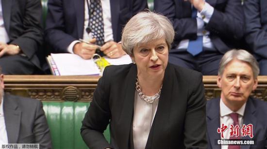 脱欧表决前夕:英国与欧盟就修改脱欧