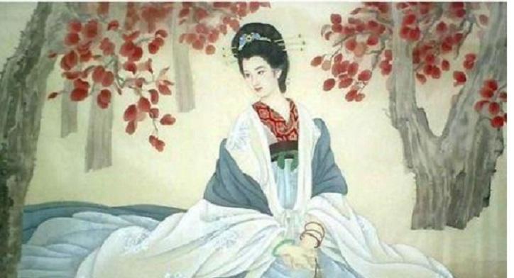 倾世皇妃:为啥陈叔宝宠爱张丽华胜过任何人