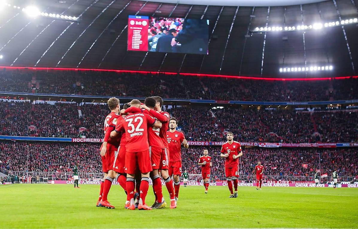 央视直播欧冠双红会, 拜仁慕尼黑硬碰利物浦,